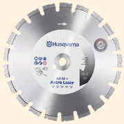 Алмазный диск по асфальту Husqvarna ASTROLASER AS85+ 450-25.4 40.0x3.6x10.0 мм ( 5430672-35 )